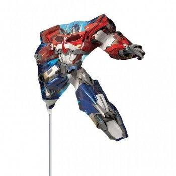 Ballon sur Tige Transformers