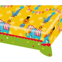 Contient : 1 x Nappe Fisher Price Circus