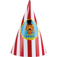 Contient : 1 x 8 Chapeaux  Fisher Price Circus