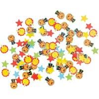 Contient : 1 x Confettis Fisher Price Circus