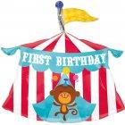 Ballon G�ant Fisher Price Circus 1 an