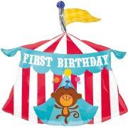 Ballon Géant Fisher Price Circus 1 an