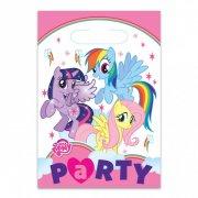 8 Pochettes cadeaux My Little Pony