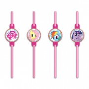 8 Pailles My Little Pony