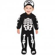 Déguisement Bébé Squelette 6-12 mois