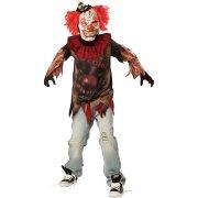 Déguisement de Clown Psycho 14-16 ans