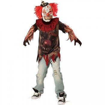 Déguisement de Clown Psycho
