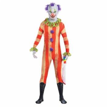 Déguisement Combinaison de Clown Dément