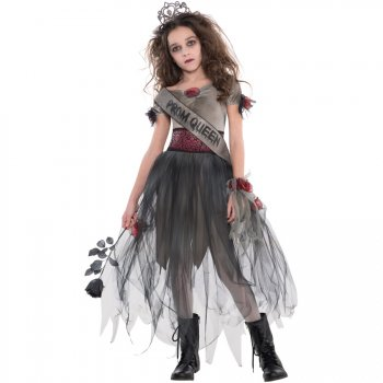 Déguisement de Reine Zombie