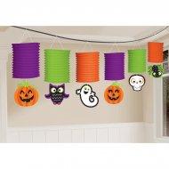 Guirlande Lanternes Halloween