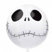 Ballon Orbz H�lium Squelette Mr Jack