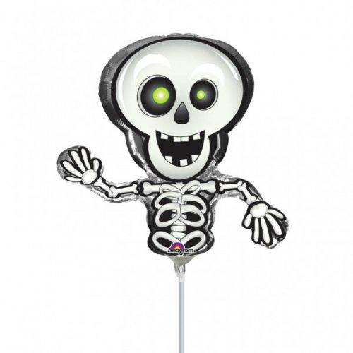 Ballon sur Tige Squelette