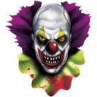 Décoration Clown Maléfique