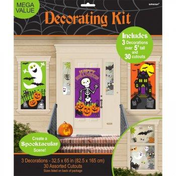 Grand Set Décorations Halloween