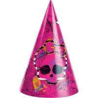 Contient : 1 x 6 Chapeaux Monster High Halloween