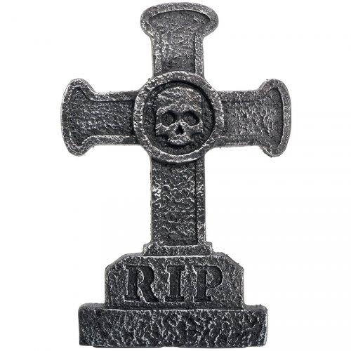 Pierre tombale Croix