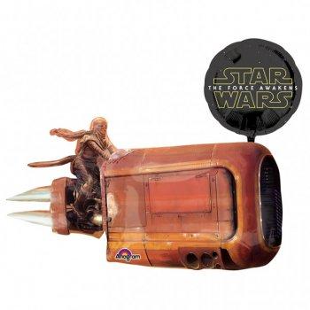 Ballon Géant Speeder Star Wars - Le Réveil de la Force