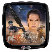 Ballon � Plat Star Wars VII