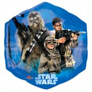 Ballon G�ant Star Wars - Le R�veil de la Force