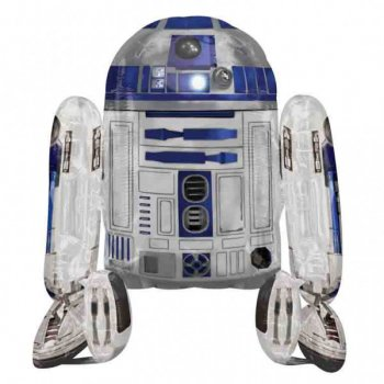 Ballon Géant R2D2 Airwalker - Star Wars