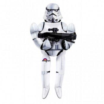 Ballon Géant Stormtrooper Airwalker - Star Wars