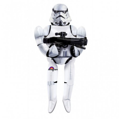 Ballon Géant Stormtrooper Airwalker - Star Wars