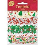Confettis de No�l Sapins et Cie