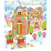 Grande Décoration Murale Noël sucré