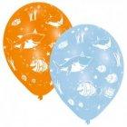 6 Ballons Oc�an Fun