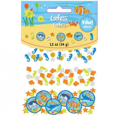 Confettis Océan Fun