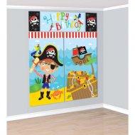Affiche Murale Petit Pirate Maxi