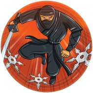 8 Petites Assiettes Ninja