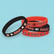 4 Bracelets Ninja