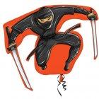 Ballon géant Guerrier Ninja