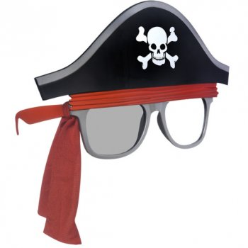 Lunettes Fantaisie Pirate