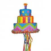 Pull Pinata G�teau d'anniversaire