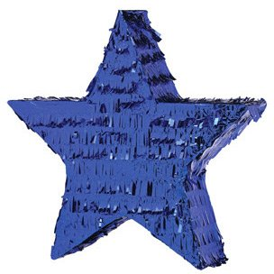 Pinata Etoile Bleu
