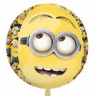 Ballon Orbz à plat Minions