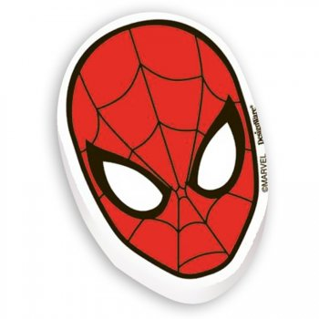 12 Gommes Ultimate Spiderman
