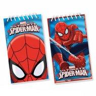 12 Bloc-notes Spiderman