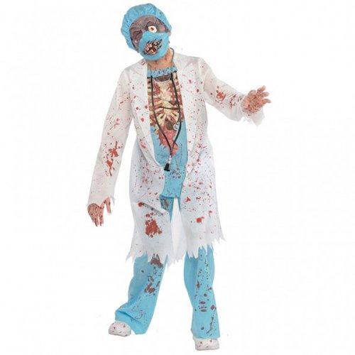 Déguisement Docteur Zombie (Ado)