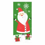 20 Pochettes Cadeaux Cello Père Noël