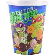 8 Gobelets Tortues Ninja - Half-Shell Heroes