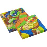 20 Serviettes Tortues Ninja - Half-Shell Heroes