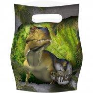 8 Pochettes Cadeaux Dinosaures Attack