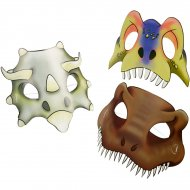 8 Masques Dinosaures Attack