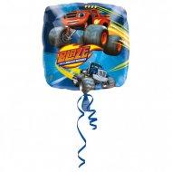 Ballon Gonflé à l'Hélium Blaze (43 cm)