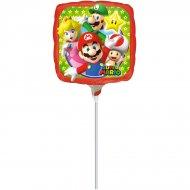 Ballon sur Tige Mario