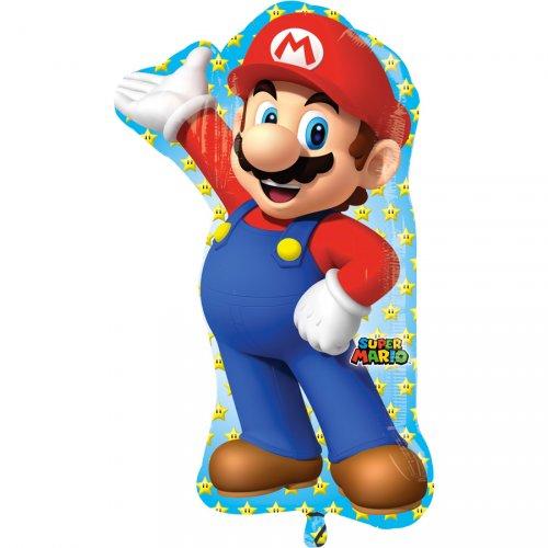 Ballon Géant Super Mario (83 cm)