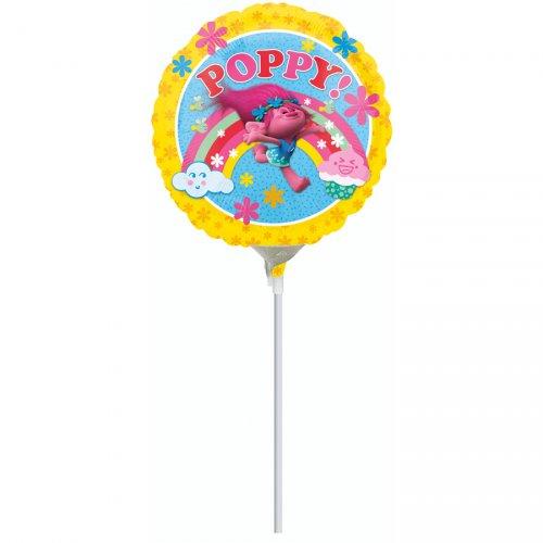 Ballon sur Tige Trolls Poppy
